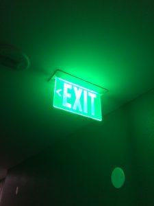 Perchance: Part IX Exit